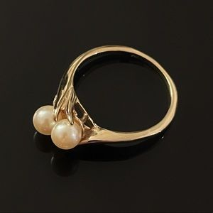 ✨Elegant VTG Signed 14kge ESPO Gold Ring